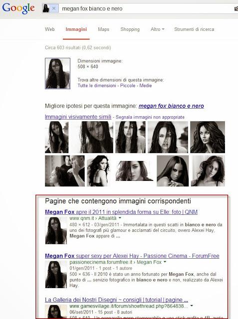 Risultato ricerca immagini